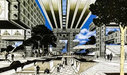 Integrated urbanity
