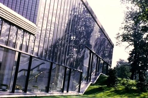 Helsinki - Municipal Theater - © R&R Meghiddo 1968 – All Rights