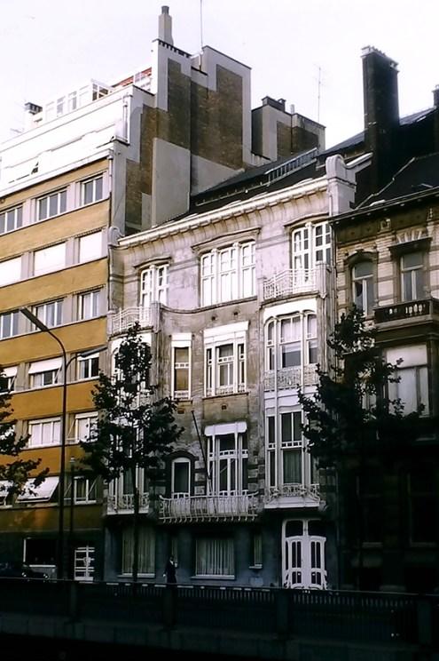 Brussels - Architect: Victor Horta - © R&R Meghiddo 1968 – All Rights