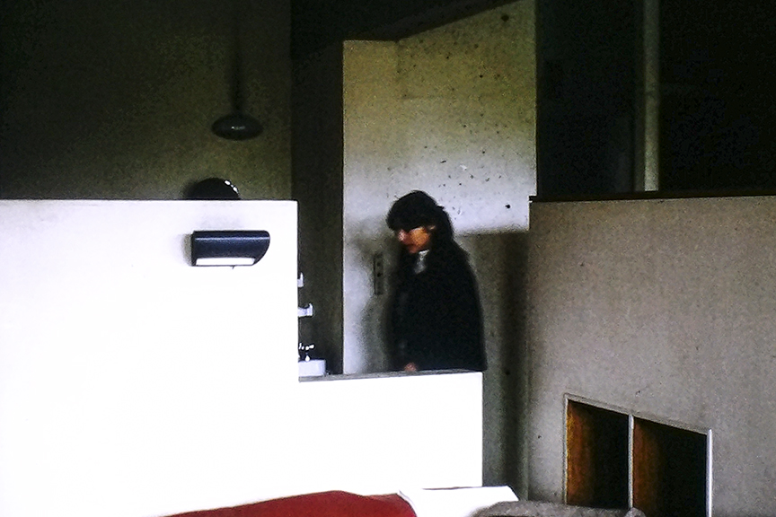 Paris - Maison du Brésil in Paris, 1959. Architect:Le Corbusier and Lúcio Costa - © R&R Meghiddo 1968 – All Rights Reserved