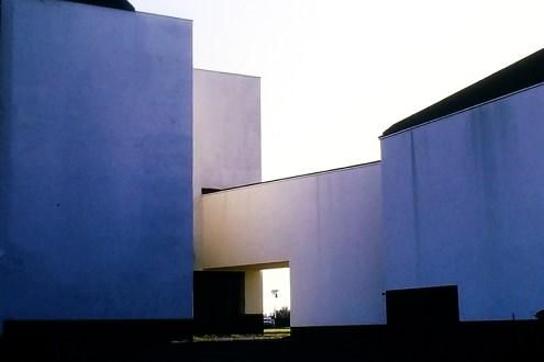 Seinäjoki -Lakeuden Risti Church, 1960. Architect: Alvar Aalto - © R&R Meghiddo 1968 – All Rights