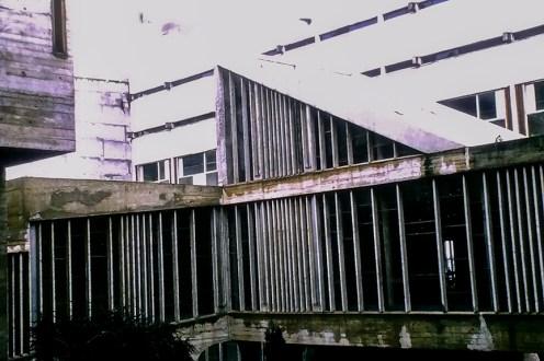 Éveux -Sainte Marie de La Tourette, 1956. Architect: Le Corbusier - © R&R Meghiddo 1968 – All Rights