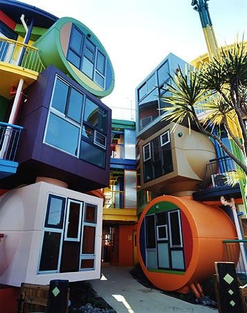 Reversible Destiny Lofts, Mitaka, Tokyo