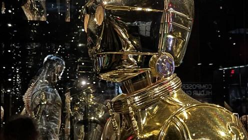 C-3PO Robot - Model