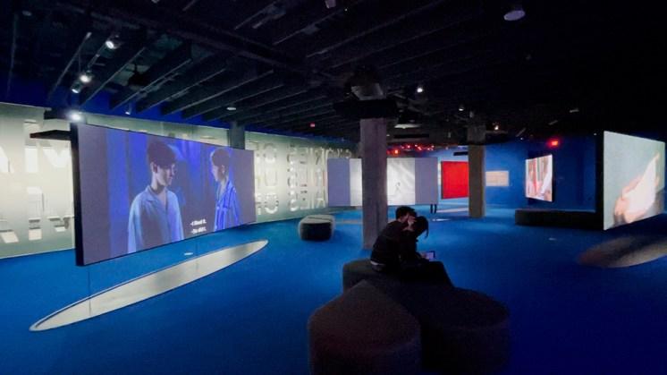 Movies exhibition
