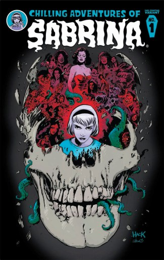 Image result for chilling adventures of sabrina 1