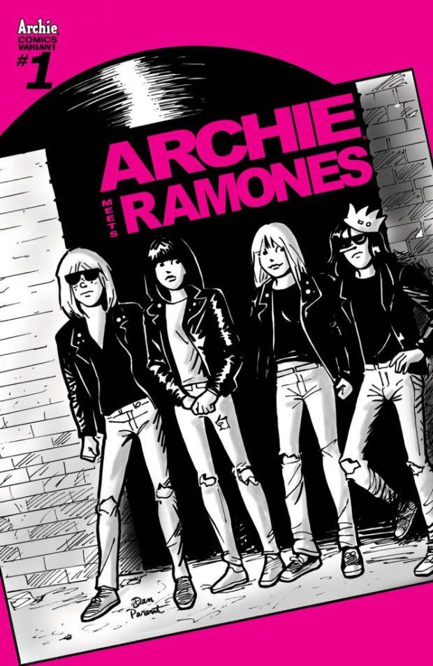 ArchieRamones#1Parvar