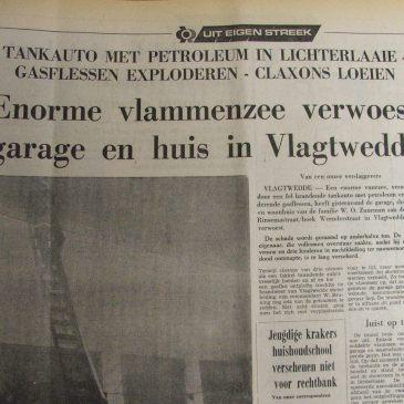 1971-04-15 brand autogarage Zuurman Vlagtwedde