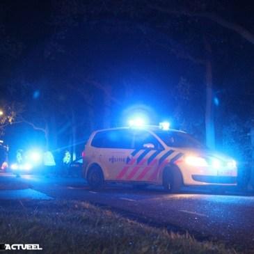 2013-11-03 ongeval Weenderstraat Vlagtwedde