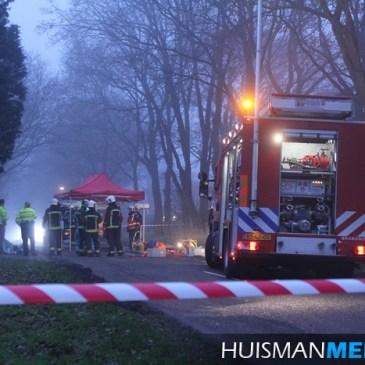 2013-12-12 Ongeval Wollinghuizerweg Vlagtwedde
