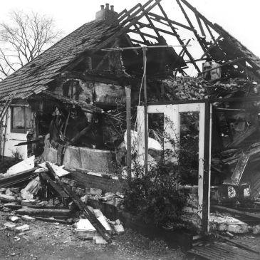 1978-01-24 Woningbrand Hebrecht Vlagtwedde