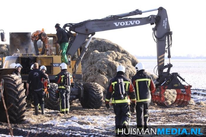 2012-12-11 Brand landbouwvoertuig Veelerveen