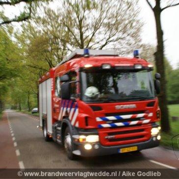2010-05-12 Schoorsteenbrand Wedderstraat Vlagtwedde