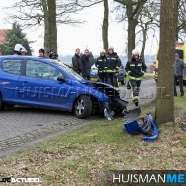 10-03-2016 ongeval Harpelerweg Harpel