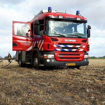 06-04-2017 gas lekkage Onstwedde