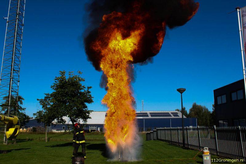 23-09-2017 Open dag Brandweer Vlagtwedde