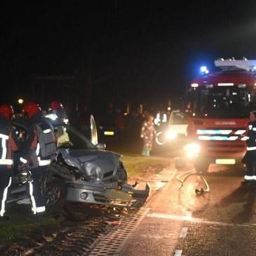 26-01-2018 Ongeval eenzijdig Veelerveen