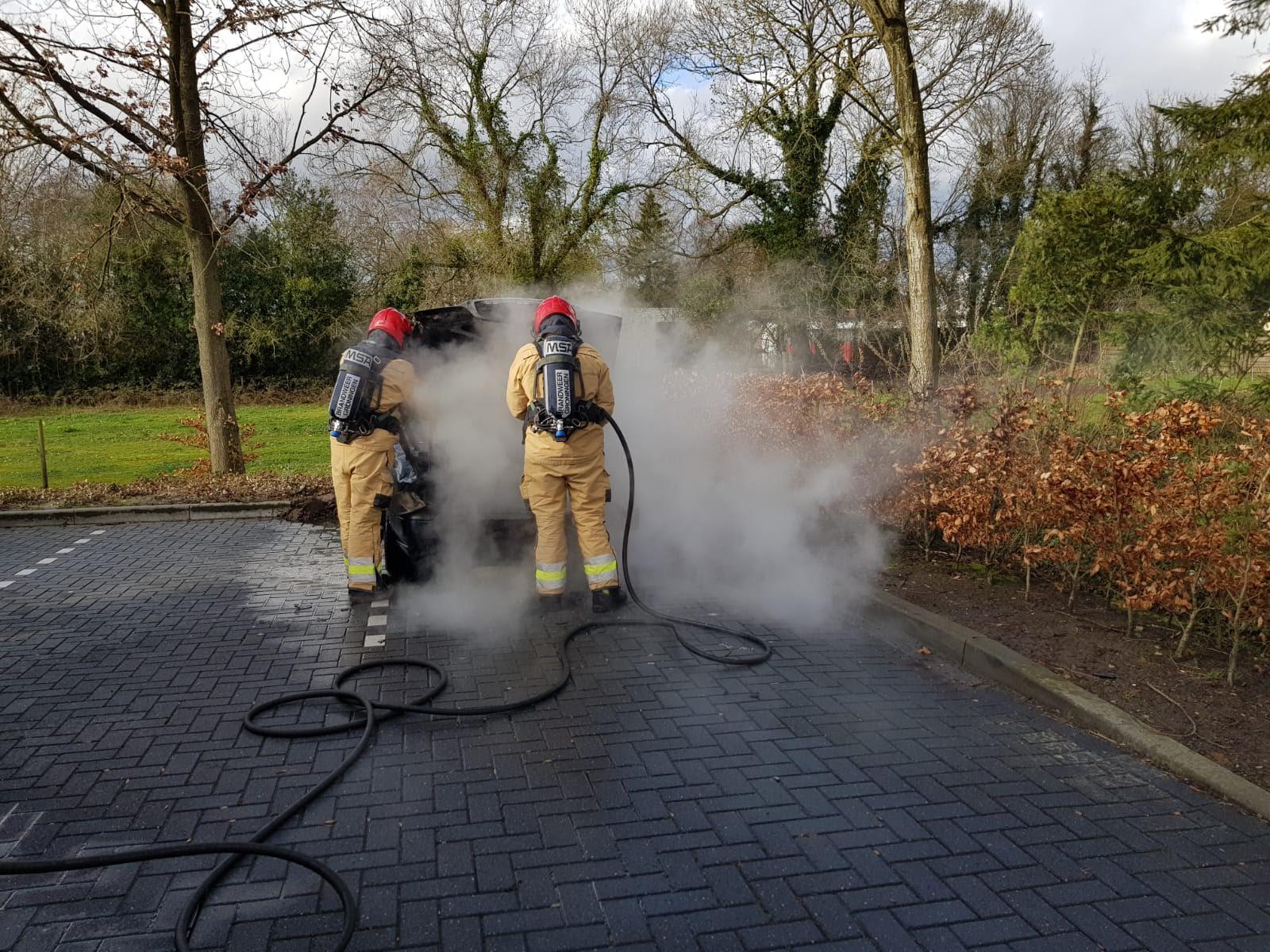 15-03-2019 autobrand Vlagtwedde