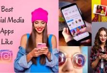 Photo of 12 Best Social Media Apps Like Instagram(2020)