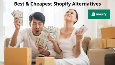 Best & Cheapest Shopify Alternatives