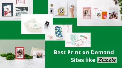 Best Print on Demand Sites like Zazzle
