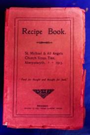 St. Michael's, Aberystwyth cook book