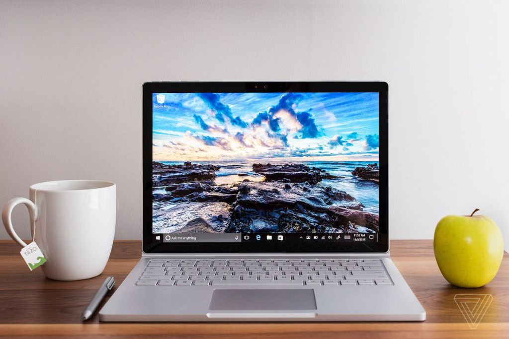 Le Microsoft Surface est un excellent ordinateur pour architectes.