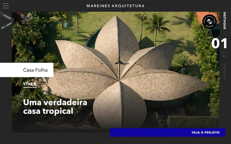 Mareines Architecture - Awesome Websites powered by WordPress