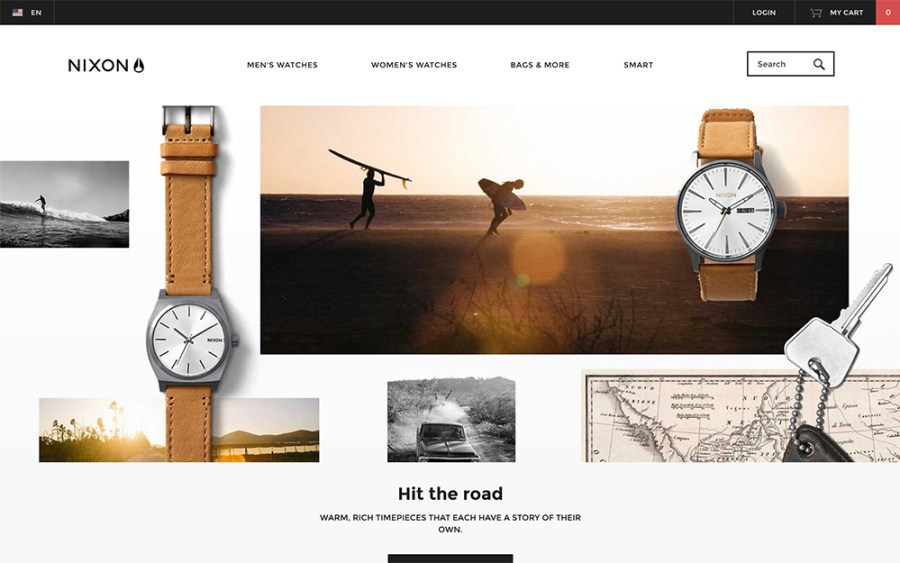Nixon - Awesome Websites powered by WordPress