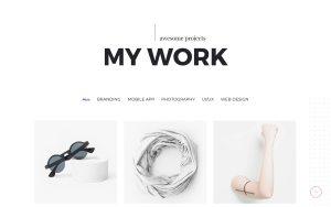 Me Architecture Resume WordPress Theme