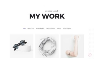Me Architecture Resume WordPress Theme