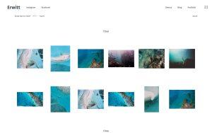 Erwitt Best Photography WordPress Themes