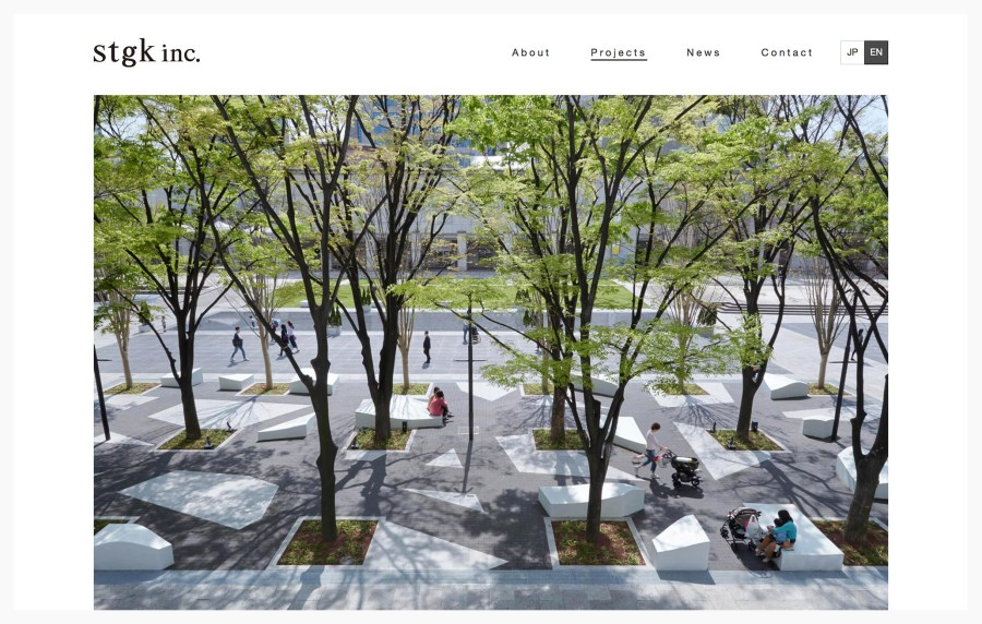stgk inc. - Best Architecture Websites 2018