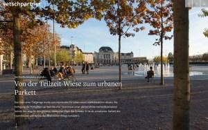 vetsch Partner - Best Architecture Websites 2018