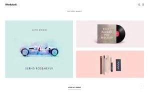 Werkstatt - Best Architecture WordPress Themes