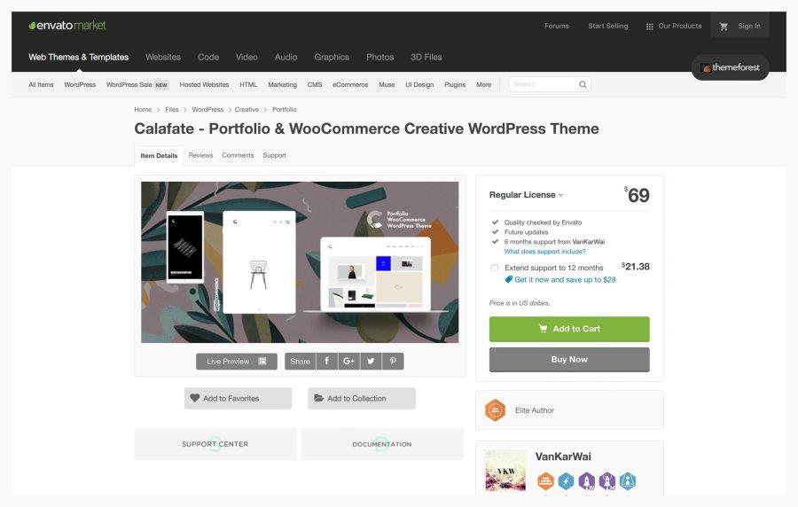 Create your online Portfolio with WordPress