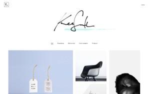 Tamashi Best Portfolio Wordpress Themes