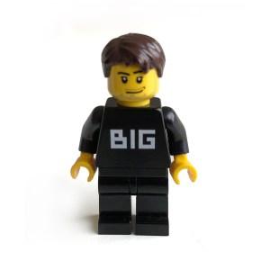 Bjarke Ingels - Lego Architecture
