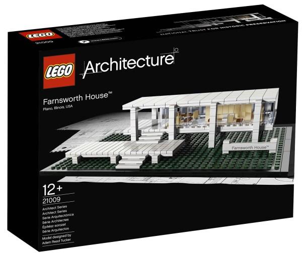 LEGO Architecture - Farnsworth House