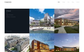 VMDO Architects - Best Architecture Website of 2019