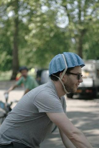 Paper Pulp Helmet 6