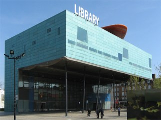 'Peckham Library' by Will Alsop
