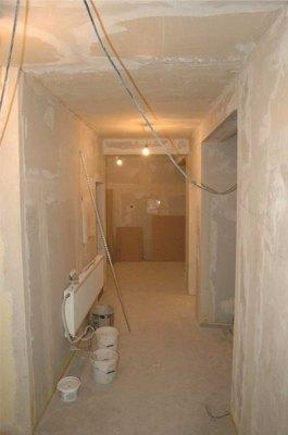Bauphase 03 - Küche