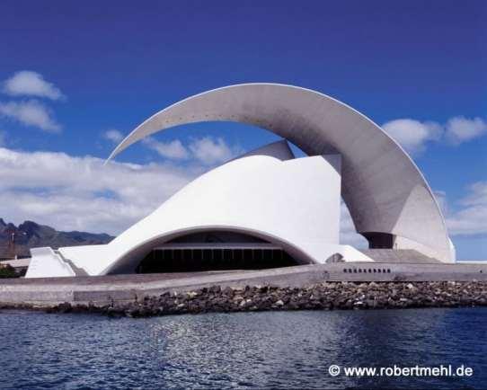 Robert Mehl Teneriffa Oper