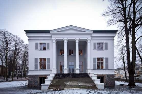 Villa Oppenheim . Usedom