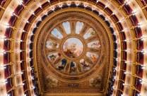 Foto 10 Il soffitto del teatro Massimo - Marcello Karra