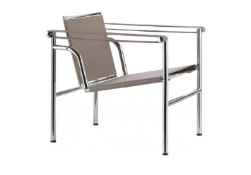 LC1 outdoor Le Corbusier Cassina