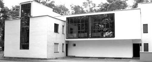 Abitazione di Gropius - Dessau 1925-26