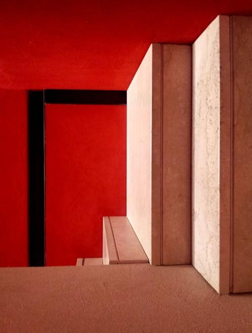 """""""Ceci n'est pas un escalier"""" (hommage à Renè Magritte)"""
