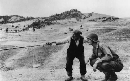 Robert Capa - Battaglia di Troina